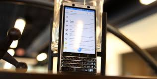 review the blackberry keyone is a step back in time that i really
