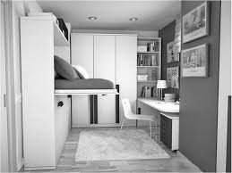 bedroom hobbled window shade interior design in small bedroom