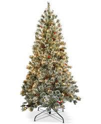 national tree company 6 tree with pine cones