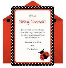 ladybug baby shower favors a ladybug baby shower