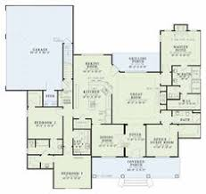 2500 Sq Foot House Plans 2500 Sq Ft One Level 4 Bedroom House Plans House Plan Four