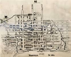 Nashville Tennessee Map by Nashville History Nashville And Davidson County Maps