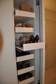 placard de rangement pour chambre gracieux rangement placard rangement pour chaussures fait maison