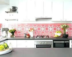 wallpaper for kitchen backsplash faux backsplash wallpaper astonishing kitchen wallpaper faux