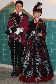 steampunk halloween costume king and queen of hearts halloween costumes by