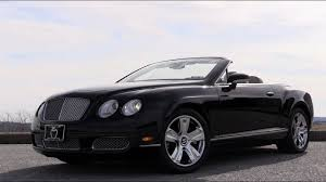 bentley gtc 2008 bentley continental gtc review youtube