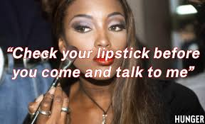 Naomi Meme - 8 life lessons learned from naomi cbell fashion beauty