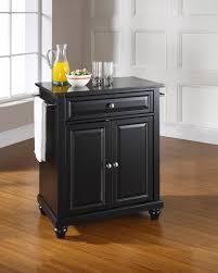 kitchen island with black granite top kitchen carts kitchen island sears