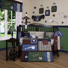 Soccer Crib Bedding by Sports Themed Crib Bedding Sets Creative Ideas Of Baby Cribs