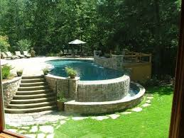 Swimming Pool Backyard by Best 20 Pool And Patio Ideas On Pinterest Backyard Pool
