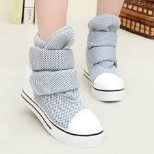 womens boots velcro 2014 sale free shipping europe slope with casual height