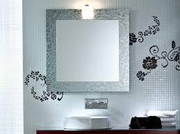 brilliant bathroom vanity mirrors decoration square bathroom