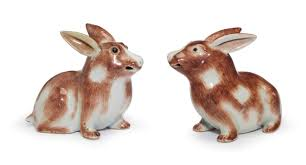 ceramic nature rabbit table l the rockfellers chinese export porcelain christie s