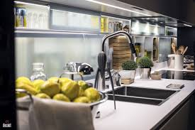Small Kitchen Open Shelving Practical And Trendy Open Shelving Ideas For The Modern Kitchen