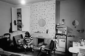 livingroom leeds photos of leeds slums 1969 72 flashbak