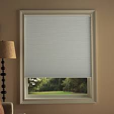 Bed Bath And Beyond Window Shades Kirsch Honeycomb Room Darkening Window Shades In Snow Bed Bath