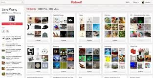 new pinterest profile pages are here latest marketing news