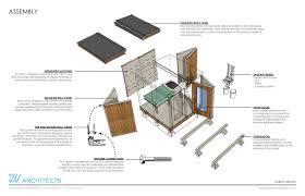 huber u0027s custom building temporary transitional sleeping pods