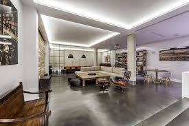 Industrial House | modern industrial house with sophisticated decor accents
