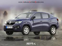 kwid renault 2015 this is what the renault kwid sedan or lbc project can look like