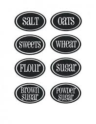 labels for kitchen canisters glass kitchen canister sets foter