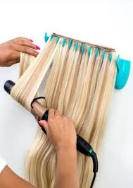 hair extension easiweft pro hair extension holder hair rehab london