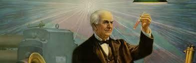 who made the light bulb thomas edison inventions history com