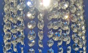 14mm chandelier drops light restoration parts glass crystals