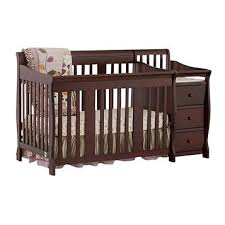 Convertible Changing Table Fingerhut Kimball 4 In 1 Convertible Crib And