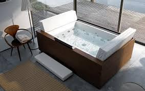 schã ner wohnen badezimmer chestha badewannen idee holz