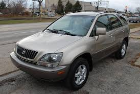 pictures of 2000 lexus rx300 2000 lexus rx300 rx 300 awd 4wd 4x4 suv