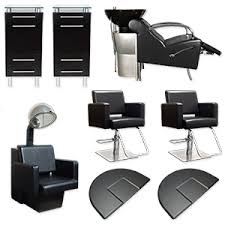 Affordable Salon Chairs Beauty Salon Equipment Furniture Package Deals Discount