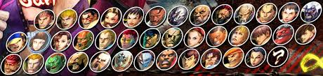 from street fighter main character name super street fighter iv ae character select screen quiz by jdgm