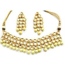 necklace choker set images Kundan choker necklace set at rs 1500 set kundan choker jpg