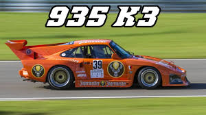 jagermeister porsche 935 porsche 935 k3 turbo monsters at nürburgring and spa 2017 youtube