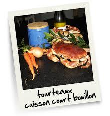 cuisiner un tourteau tourteaux cuisson court bouillon christiane cuisine