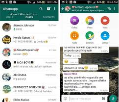 whatsapp messenger apk android 2 3 by 1warie www