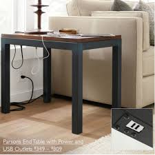 room and board side table room board powered side tables ls and recliners my favorite