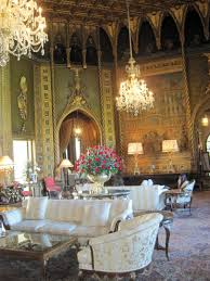 a rolling crone lunch at mar a lago with the donald trump of