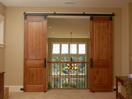 barn door track home decor track barn door hardware with iron fence interior design
