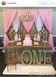 Pink And Gold Baby Shower Decorations by Pink And Gold Party Random Party Decorations Pinterest Gold