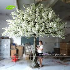 white wedding tree decorations white glittered manzanita tree
