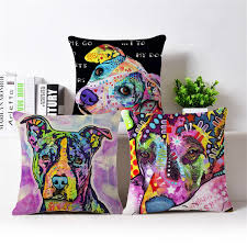 2015 new dog cushion covers cheap decorative pillows for couch 45