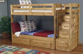 Bunk Bed Ladder Cover Bunk Bed Ladder Plans Image Of Popular Bunk Bed Plans With Stairs