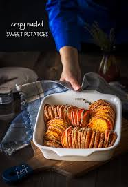 Halloween Diy Ashley U0027s Potato Crispy Roasted Sweet Potatoes