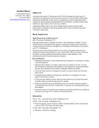Sample Firefighter Resume Pharmacist Resume Sample Free Resume Example And Writing Download