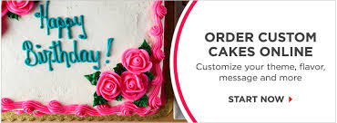 How To Decorate A Birthday Cake Order Cakes Desserts Cup Cakes Heb Bakery