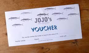 gift voucher samples restaurant gift vouchers jojo u0027s meze meat u0026 fish restaurant