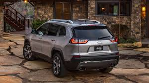 jeep cherokee back 2019 jeep cherokee revealed ahead of detroit auto show