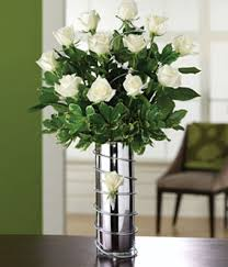 Flowers Delivered With Vase Bedazzling Dozen At From You Flowers
